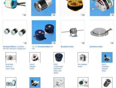 Coreless Motor | China Factory OEM Manufacturer